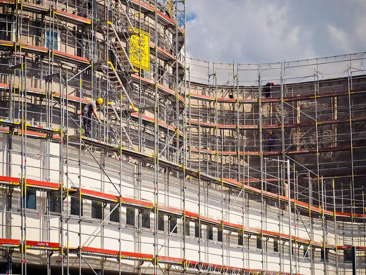 SEH Multiservice - Dienstleister für Ihre Immobilie, Baureinigung